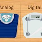 Digital vs Analog Weighing Scales