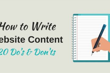 The Secret of Writing Successful Website Content