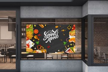 7 Examples of Storeowners Using Vinyl Window Decals to Improve their Business